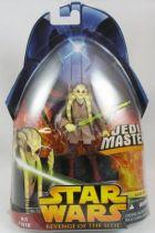 Star Wars Episode III (Revenge of the Sith) - Hasbro - Kit Fisto (Jedi Master #22)