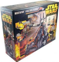 Star Wars Episode Iii Revenge Of The Sith Hasbro Mustafar Final Duel Playset