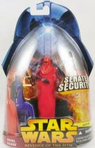 Star Wars Episode III (Revenge of the Sith) - Hasbro - Royal Guard (Senate Security #23)