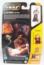 Star Wars Episode III (Revenge of the Sith) - Hasbro - Separation of the Twins: Luke Skywalker (with Obi-Wan Kenobi) & Leia Orga