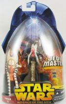 Star Wars Episode III (Revenge of the Sith) - Hasbro - Shaak Ti (Jedi Master #21)