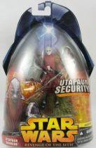 Star Wars Episode III (Revenge of the Sith) - Hasbro - Utapaun Warrior (Utapaun Security #53)