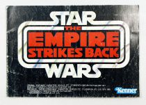 Star Wars ESB 1979-80 - Kenner - Mini-Catalogue