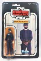 Star Wars ESB 1980 - Kenner 31back - Bespin Security Guard