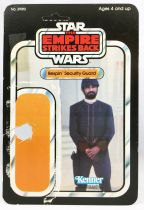 Star Wars ESB 1980 - Kenner 32Back - Bespin Security Guard