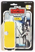 Star Wars ESB 1980 - Kenner 32Back - IG-88