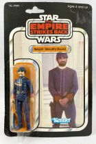 Star Wars ESB 1980 - Kenner 32back A - Bespin Security Guard
