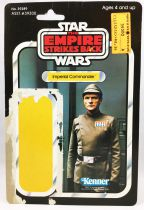 Star Wars ESB 1980 - Kenner 41Back - Imperial Commander