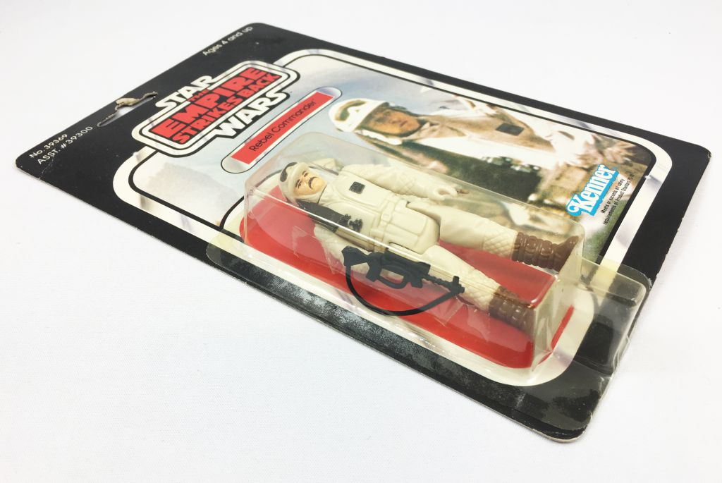 Star Wars ESB 1980 - Kenner 41back - Rebel Commander