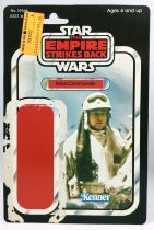 Star Wars ESB 1980 - Kenner 41Back - Rebel Commander