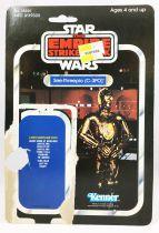 Star Wars ESB 1980 - Kenner 41Back - See-Threepio (C-3PO)