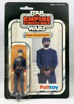 Star Wars ESB 1980 - Palitoy 30back A - Bespin Security Guard (Miro-Meccano Archives)