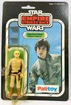 """Star Wars ESB 1980 - Palitoy 30back A - Luke Skywalker \""""Bespin Fatigues\"""" (Miro-Meccano Archives)"""