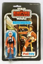 "Star Wars ESB 1980 - Palitoy 30back B - Luke Skywalker ""X-wing Pilot\"" (Miro-Meccano Archives)"
