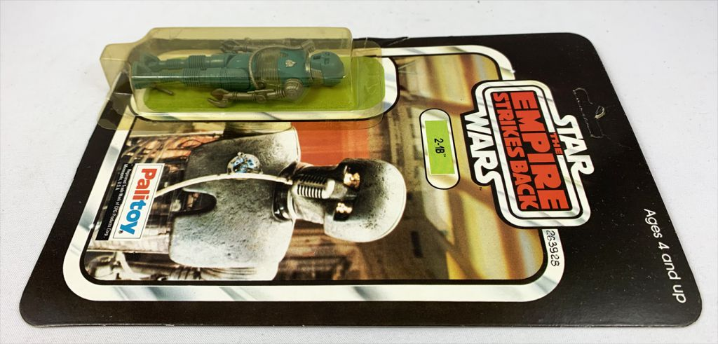 Star Wars ESB 1980 - Palitoy 41back B - 2-1B (Miro-Meccano Archives)