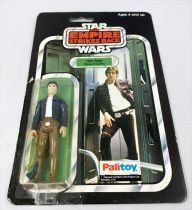 """Star Wars ESB 1980 - Palitoy 41back B - Han Solo \""""Bespin Outfit\"""" (Miro-Meccano Archives)"""