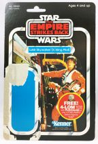 Star Wars ESB 1982 - Kenner 47Back - Luke Skywalker X-Wing Pilot (4-Lom Offer)