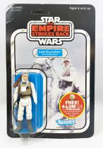 Star Wars ESB 1982 - Kenner 47back A - Luke Skywalker (Hoth Battle Gear)