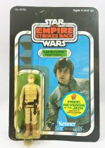 Star Wars ESB 1982 - Kenner 48back C - Luke Skywalker (Bespin Fatigues)