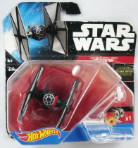 Star Wars Hot Wheels - Mattel - First Order Special Forces TIE Fighter