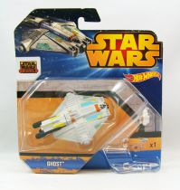 Star Wars Hot Wheels - Mattel - Ghost