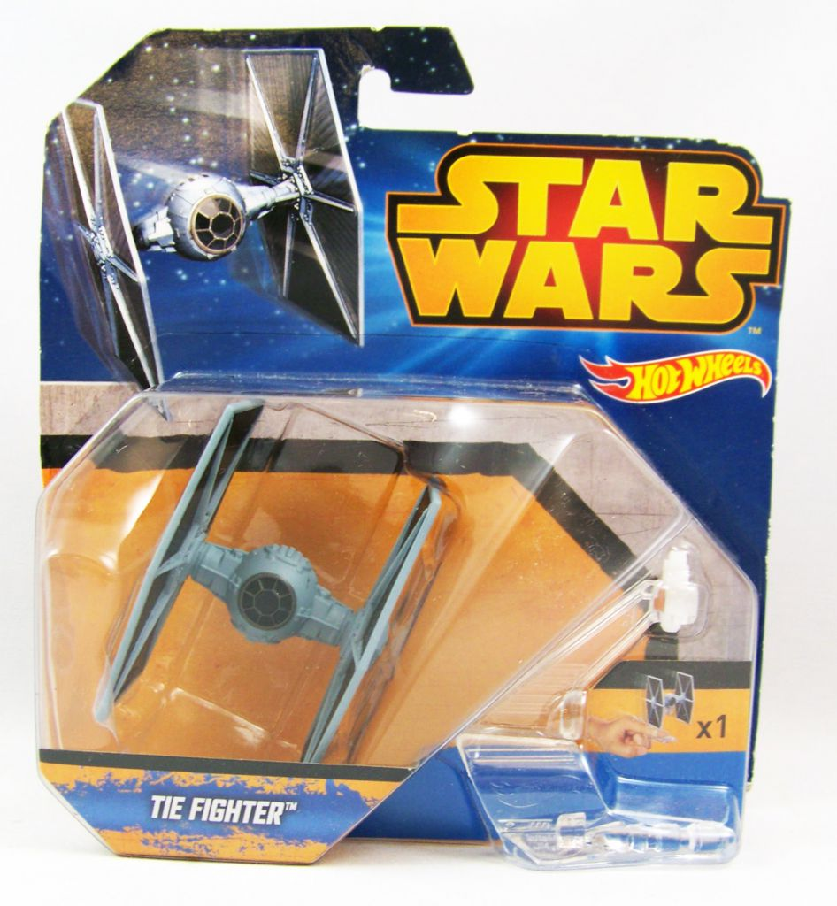 Star Wars Hot Wheels - Mattel - TIE Fifghter