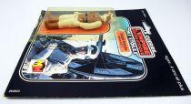 Star Wars L\'Empire Contre-Attaque 1980 - Mccano - Soldat Rebelle Tenue Hoth (Rebel Soldier) square card 20-C cardback