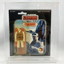 Star Wars L\'Empire Contre-attaque 1980 - Meccano - Soldat Rebelle Tenue Hoth (Rebel Soldier) carte carrée 20-C cardback