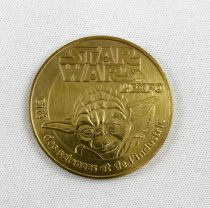 Star Wars l\'Expo (2005) - Médaille Officielle Monnaie de Paris - Yoda