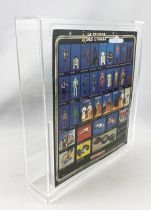 Star Wars La Guerre des Etoiles 1981 - Meccano - Snaggle Tooth (Snaggletooth) - square card 20-C cardback