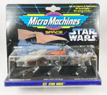Star Wars Micro Machines - Star Wars Collection VII - Galoob/Ideal