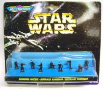 Star Wars MicroMachines - Imperial Commando - Galoob-Ideal