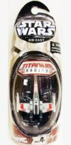 Star Wars MicroMachines Titanium Series Die Cast - X-Wing