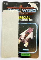 Star Wars POTF 1984 - Kenner - A-Wing Pilot