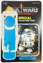 Star Wars POTF 1984 - Kenner - Artoo-Detoo (R2-D2) with pop-up Lightsaber
