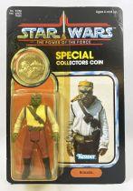 Star Wars POTF 1984 - Kenner - Barada