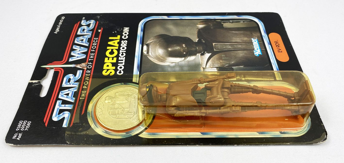 Star Wars POTF 1984 - Kenner - EV-9D9