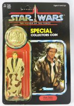 Star Wars POTF 1984 - Kenner - Han Solo (in Trench Coat)