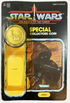 Star Wars POTF 1984 - Kenner - Jawa (w/Special Collector Coin)