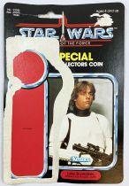 Star Wars POTF 1984 - Kenner - Luke Skywalker (Imperial Stormtrooper Outfit)