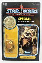 Star Wars POTF 1984 - Kenner - Wicket W. Warrick