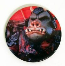 Star Wars Return of the Jedi 1983 Button - Gamorrean Guard