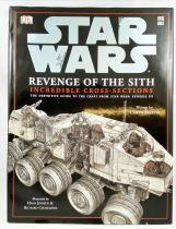 Star Wars Revenge of the Sith (Incredible Cross-Section) - DK / Lucas Books (2005)