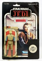 Star Wars ROTJ 1983 - Kenner / Clipper 77back - General Madine