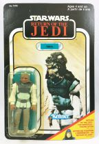 Star Wars ROTJ 1983 - Kenner (Canada) 65back - Nikto