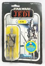Star Wars ROTJ 1983 - Kenner 48back A - IG-88