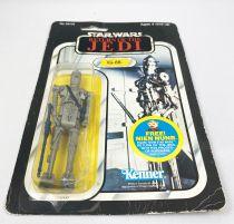 Star Wars ROTJ 1983 - Kenner 48back A - IG-88