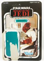 Star Wars ROTJ 1983 - Kenner 65back - Admiral Acbar
