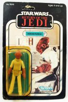 Star Wars ROTJ 1983 - Kenner 65back - Admiral Ackbar