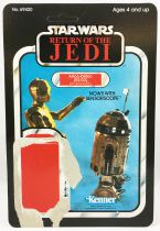 Star Wars ROTJ 1983 - Kenner 65back - Artoo-Detoo (R2-D2) with Sensorscope